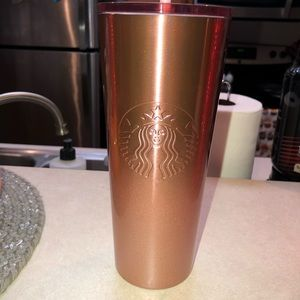Starbucks holiday tumbler